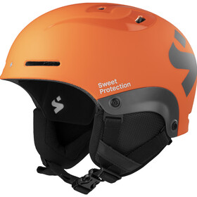 Sweet Protection Blaster II Casco Bambino, matte flame orange